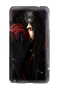 New Style 8379350K58185929 Tough Galaxy Case Cover/ Case For Galaxy Note 3(madara)