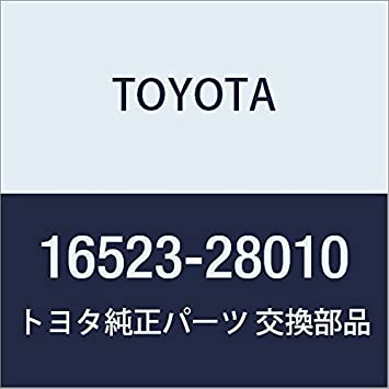 Amazon.com: Original de Toyota (16523 – 28010) cojín de ...
