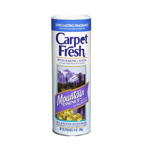 Carpet Fresh Room Deodorizer Baking