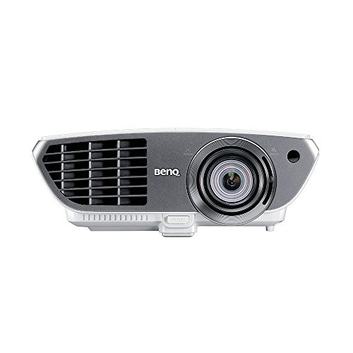 BenQ DLP HD 1080p Projector (HT4050) – 3D Home Theater Projector with RGBRGB Color Wheel, Rec. 709 Color and Advanced Image Processing