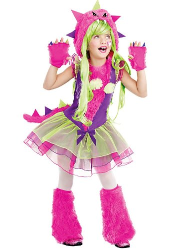 Sugar (Rave Monster Costume)