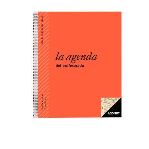 Additio P212 - La Agenda del Profesorado para el profesorado, 2016-2017, color pistacho