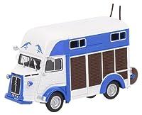 1/43 シエトロン タイプH 馬運搬 (ホワイト×ブルー) 101548の商品画像