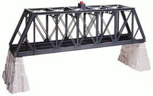 Track Truss Bridge Kit (Lionel 6-12772 Truss Bridge with flasher and)