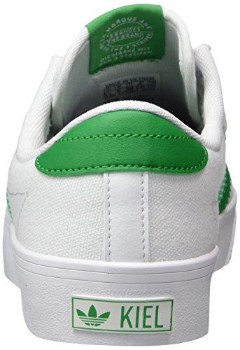 ftwbla Adidas Verde Unisex 000 Ftwbla Kiel Adultes Baskets Blanches PZXXrHqTw