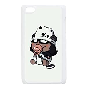 C-Y-F- One piece 1 Phone Case For Ipod Touch 4 [Pattern-6]