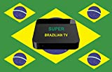 2019 IP TV 5 Super Brazilian TV Box Htv IPTV6 Brazil Based on HTV6+, IPTV5 HTV5 HTV 5 Updated,IPTV Subscription 1 Year Free, Brazilian Channels, Movies, Killer of IPTV 6 Plus+ A1 A2 Iptvkings