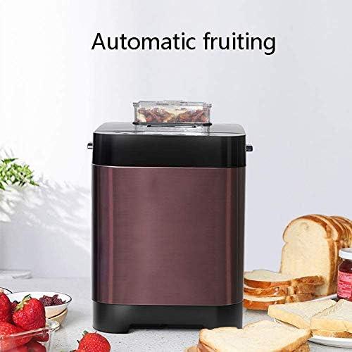 Dytxe-shelf programmeerbare broodstarter met 18 automatische programma's, 13 uur vertraging, timer zonder gluten, ideaal voor brood en snoep.