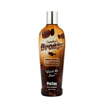 Pro Tan STUNNINGLY BRONZE 50XX Ultra Dark Lotion - 8.5 oz.