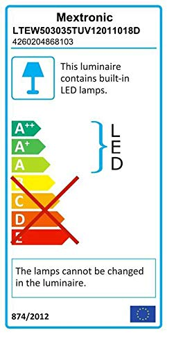 LED Leuchtröhre T8 5000K Tagweiß 120CM 18W 2100LM TÜV