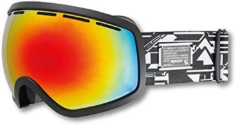 スノーゴーグル スノーボード スキー SPOON PARK type.P 偏光レンズ ヘルメット対応 2020.モデル