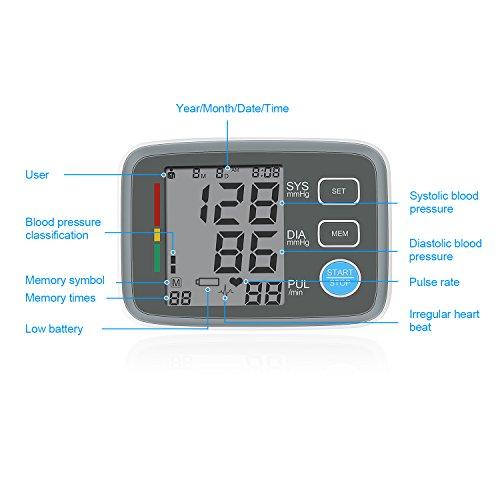 automatic blood pressure machine