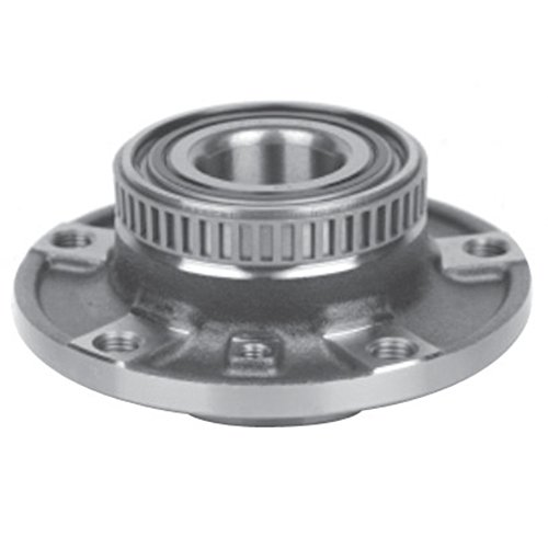 GSP 274125 Axle Bearing and Hub Assembly - Left or Right Front (Driver or Passenger Side) Bmw Front Wheel Drive