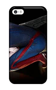 Durable Case For The Iphone 5/5s- Eco-friendly Retail Packaging(amazing Spider Man Love Kiss)