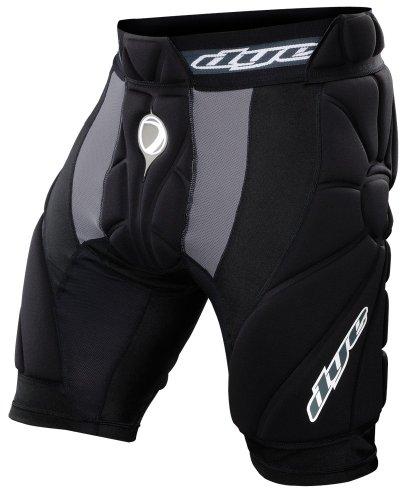 Dye Precision Performance Slider Short - Men's Black Medium - Paintball Sliding Shorts