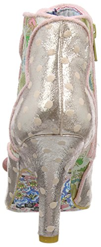 Scelta Irregolare Damen Golden Years Stiefel, Rose Pink (pink Multi)