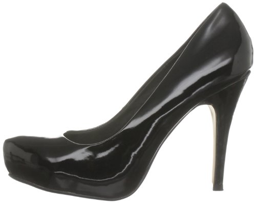 Negro Pelle Mujer Para Moda In Zapatos qASggw