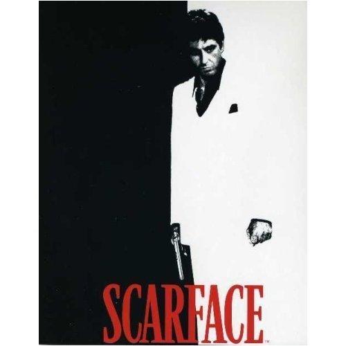 Scarface Blanket Twin Size 60'' x 87'' Tony Montana Luxury Plush Throw