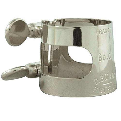 Bonade Bb Clarinet Ligature - Inverted, Silver Plated - 2250US