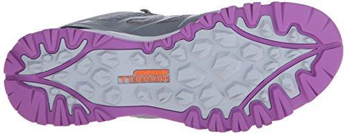 Merrell Capra Perno de mediana FMPT Botas de excursionismo Grey/Purple