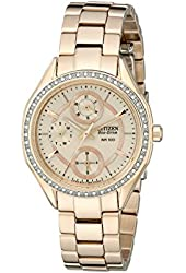 Drive From Citizen Eco-Drive Women's FD1063-57X POV 2.0 Watch