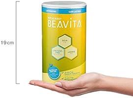 BEAVITA Vitalkost sabor vainilla sin lactosa - 500 g 9 porciones ...
