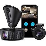 Dash Cam, VAVA 4K 3840X2140@30Fps Wi-Fi Car...