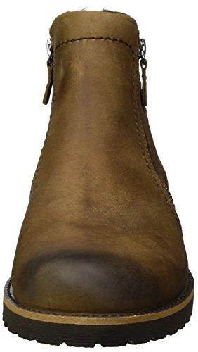 ECCO Jamestown, Stivali Classici Uomo Marrone (Camel)