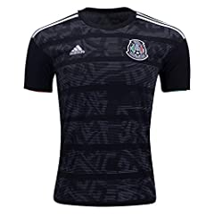 Cheer on Mexico at South America's premier tournament. Made for fans, this soccer jersey shows off a bold design with futuristic details inspired by the trailblazing adidas Azteca game ball. Built from soft fabric that keeps you dry, it has a...
