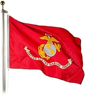 product image for Marine Corps Flag 12X18 Inch SolarMax Nylon