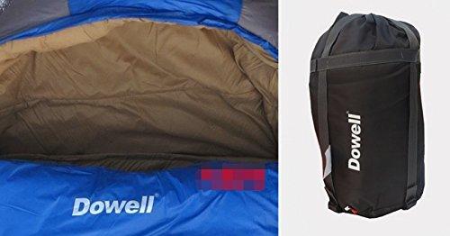 3DCotton Mummy Sleeping Bag/Outdoor camping sleeping bag ...