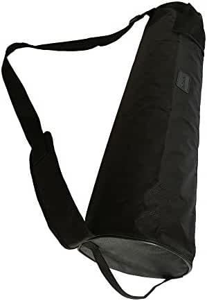 Clever Yoga Large Mat Bag With Adjustable Shoulder Strap and Handle Mesh Storage Pocket
