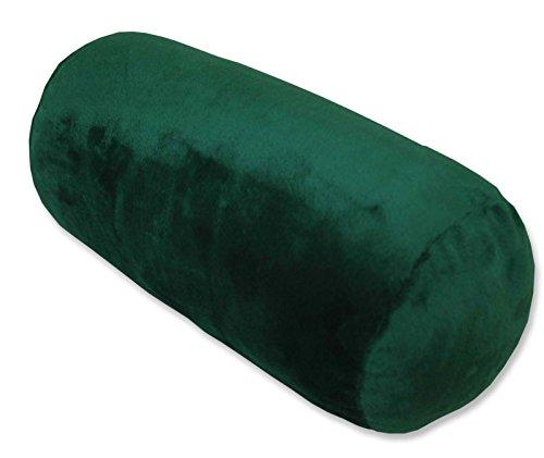 worlds-best-feather-soft-microfiber-tube-travel-pillow-hunter