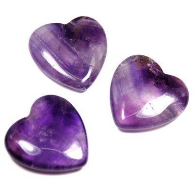 Amethyst Heart (China) (3/4