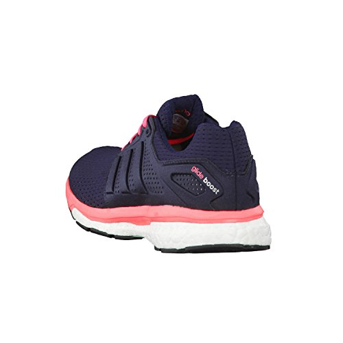 silver Boost Femme Supernova flash Glide S15 7 Met Navy Adidas Night Running Red q8XEqn