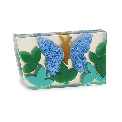 - Primal Elements Papillion En Bleu 6.0 Oz. Handmade Glycerin Bar Soap