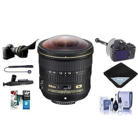 Review Nikon 8-15mm f/3.5-4.5E EDIF