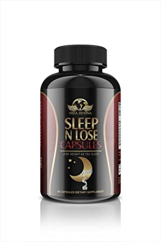 New Popular Sleep N Lose, Sleep Better & Wake Up Lighter, weight loss,diet all natural formula