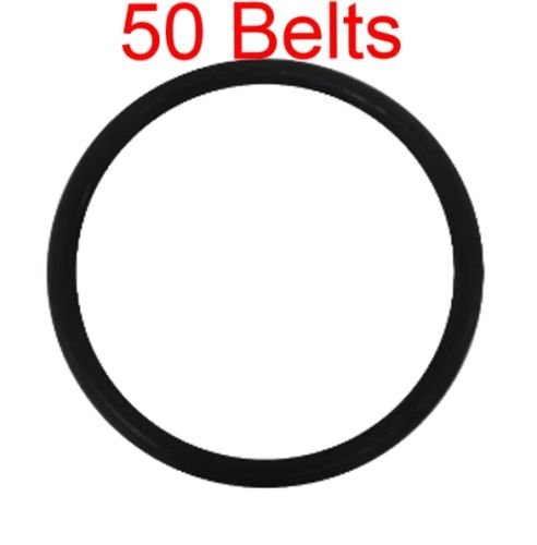 50 Round Belts RD for Eureka & Sanitaire Upright Vacuum