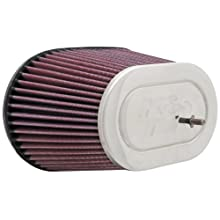 K&N RC-5050 High Performance Universal Clamp-on Chrome Air Filter