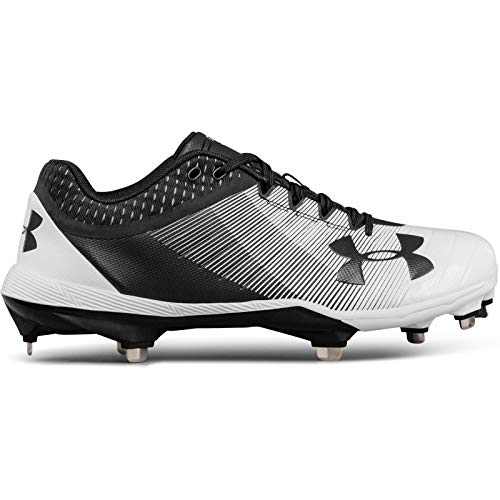 buy popular 71c70 cbe29 Under Armour Men s UA Yard Low DT Black White 11 D US