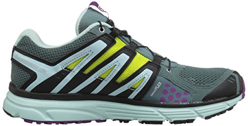 Synthetik Trailrunning Eggshell Salomon Grape 3 Blue North Textil Damen Aquamarinblau X Schuhe Atlantic Mission W pq10Bp