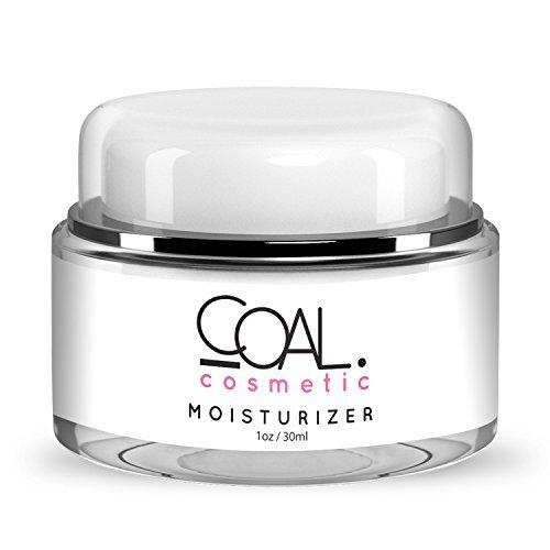 Coal Cosmetic Moisturizer - Breakthrough Formula To Boost Collagen and Elastin (1oz)