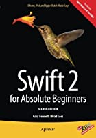 Swift 2 for Absolute Beginners, 2nd Edition Front Cover
