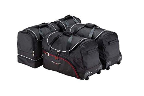 CAR BAGS AUTO-TASCHEN MASSTASCHEN ROLLENTASCHEN MASERATI GHIBLI III, 2013- KJUST