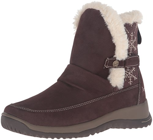 Jambu Womens Sycamore Snow Boot Brown 85 M US