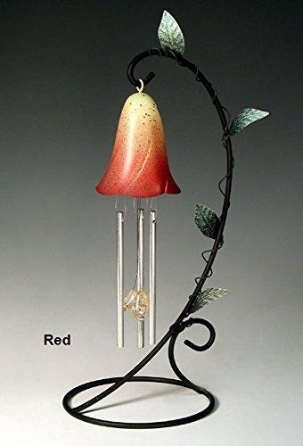 Sunblossom Solar Gifts BEL1-red Belle Fleur- Red
