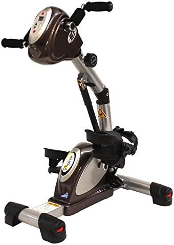 HCI Fitness eTrainer Passive Assist Motorized Trainer