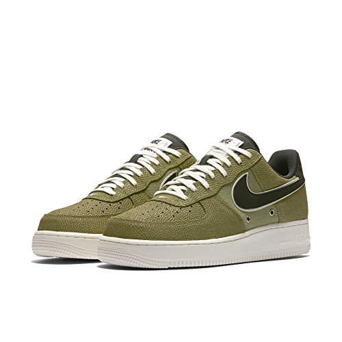 "Nike Puts ""Palm Green"" Basketball Leather Uppers On The Air Force 1 (13) by NIKE"