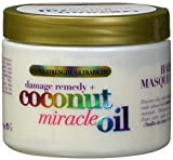 OGX Extra Strength Damage Remedy + Coconut Miracle Oil Hair Mask, 177ml